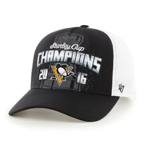 Pittsburgh Penguins černá bílá 2016 Stanley Cup Champions Locker Room  Adjustable kšiltovka - NHL Shop cz - FanObchod.cz 6cb90ff92f