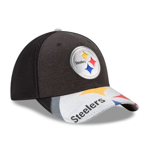 Youth Pittsburgh Steelers Black 2017 NFL Draft On Stage 39THIRTY ... 526cd69b246b