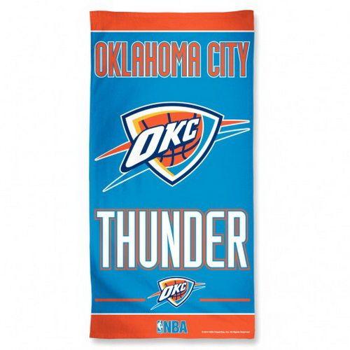 Oklahoma City Thunder ručník 76 x 152 cm - NBA Shop sk - FanObchod.cz 90142c8668
