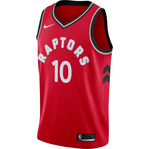 1f1e4056dfc Toronto Raptors DeMar DeRozan Red Swingman Jersey - Icon Edition ...