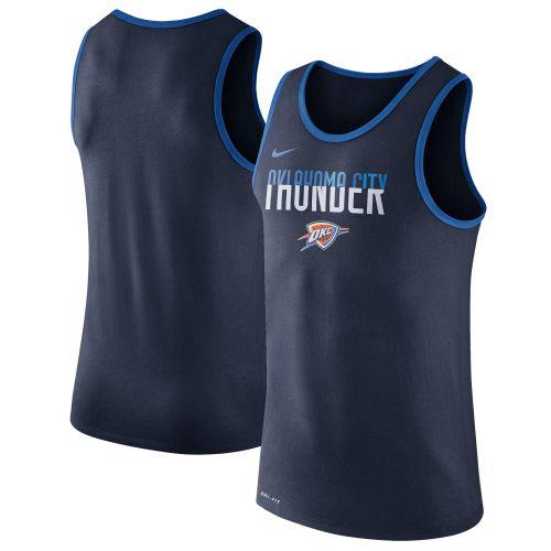 Oklahoma City Thunder tmavomodrý Logo Performance Tank Top - NBA Shop sk -  FanObchod.cz ef250875c1