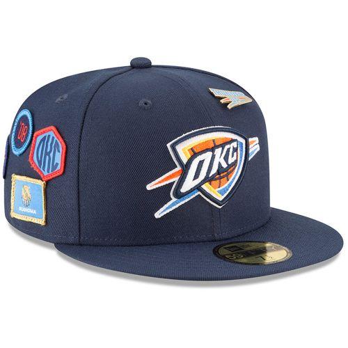 Oklahoma City Thunder tmavomodrá Draft 59FIFTY Fitted kšiltovka - NBA Shop  sk - FanObchod.cz 625dfc1c44