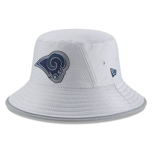 Youth Los Angeles Rams Gray 2018 Training Camp Official Bucket Hat - NFL  Shop Europe - Football - FanObchod.cz 94b99be596a