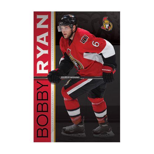 hot sale online 6bf5c 44517 Ottawa Senators Poster Bobby Ryan - NHL Shop Europe ...