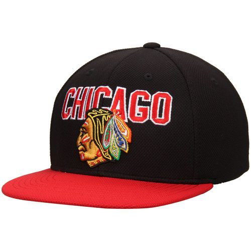 premium selection 877b4 e4388 Chicago Blackhawks Black 2017 Winter Classic Players Snapback Adjustable Hat  - NHL Shop Europe - FanObchod.cz