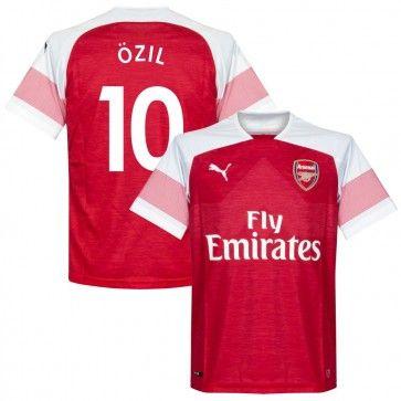 b959a8929 18-19 Arsenal domácí dres - dětský + Özil 10 (Fan Style) - Fotbal Shop cz -  FanObchod.cz